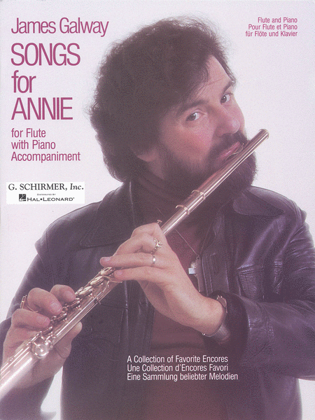 Songs for Annie - Flute and Piano