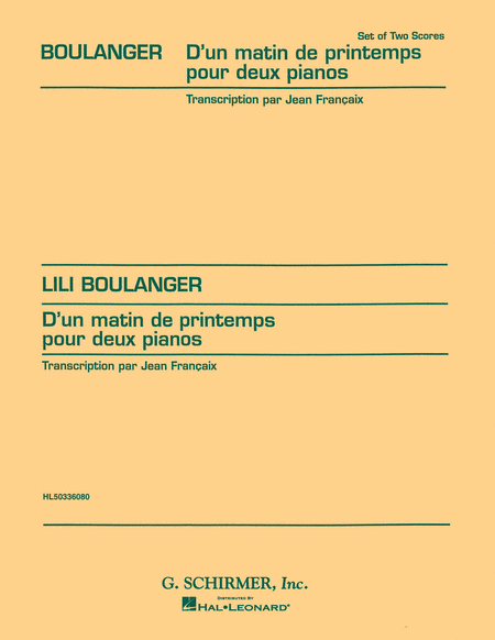 D'Un Matin Du Printemps