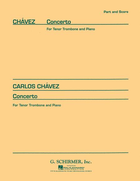 Trombone Concerto - Trombone/Piano