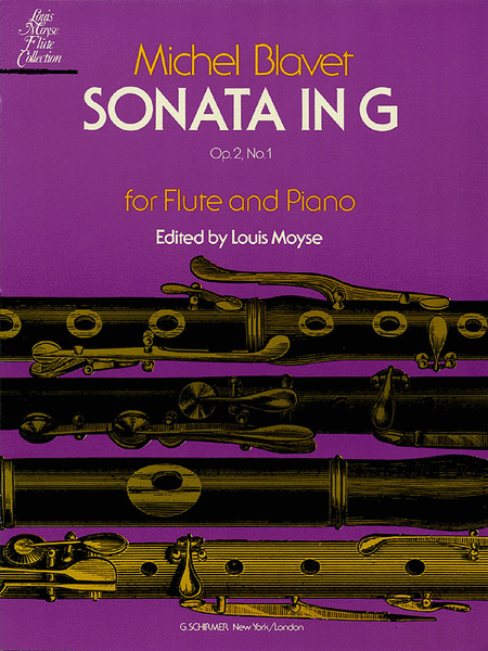 Sonata in G Major, Op. 2, No. 1