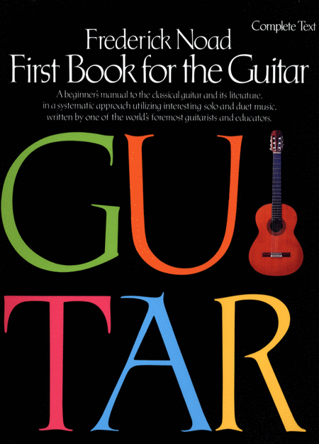 First Book for the Guitar - Complete