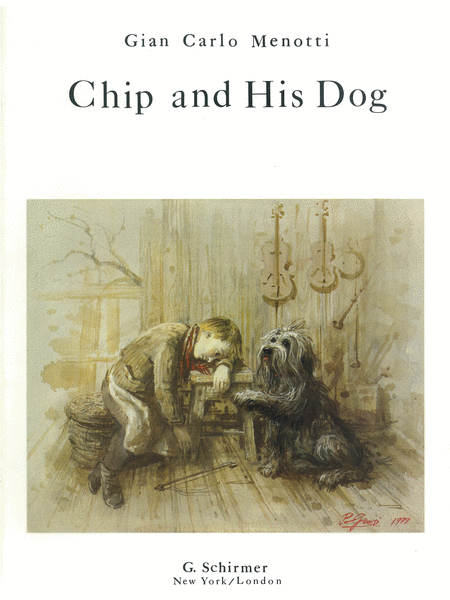 Chip and His Dog