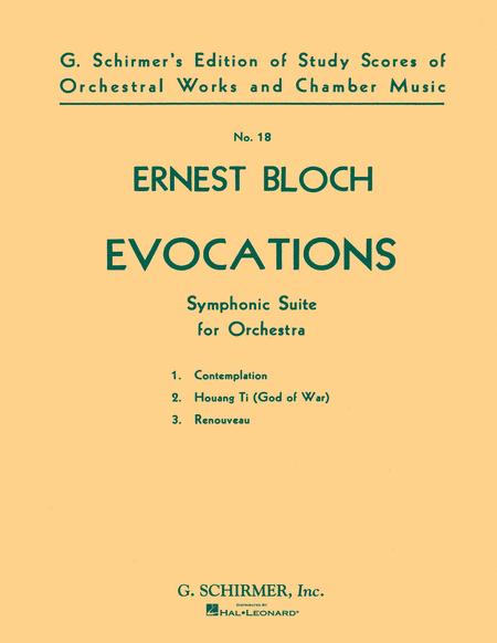 Evocations (Symphonic Suite)