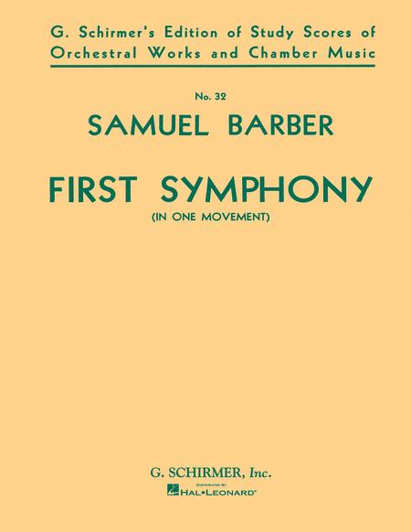 Symphony No. 1, Op. 9