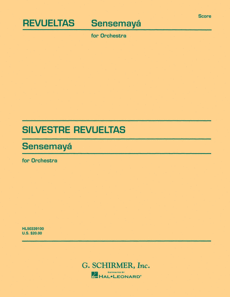 Sensemaya (1938)