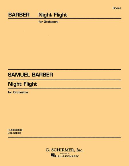 Night Flight, Op. 19a