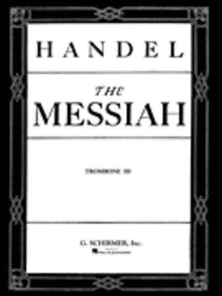 Messiah (Oratorio, 1741)