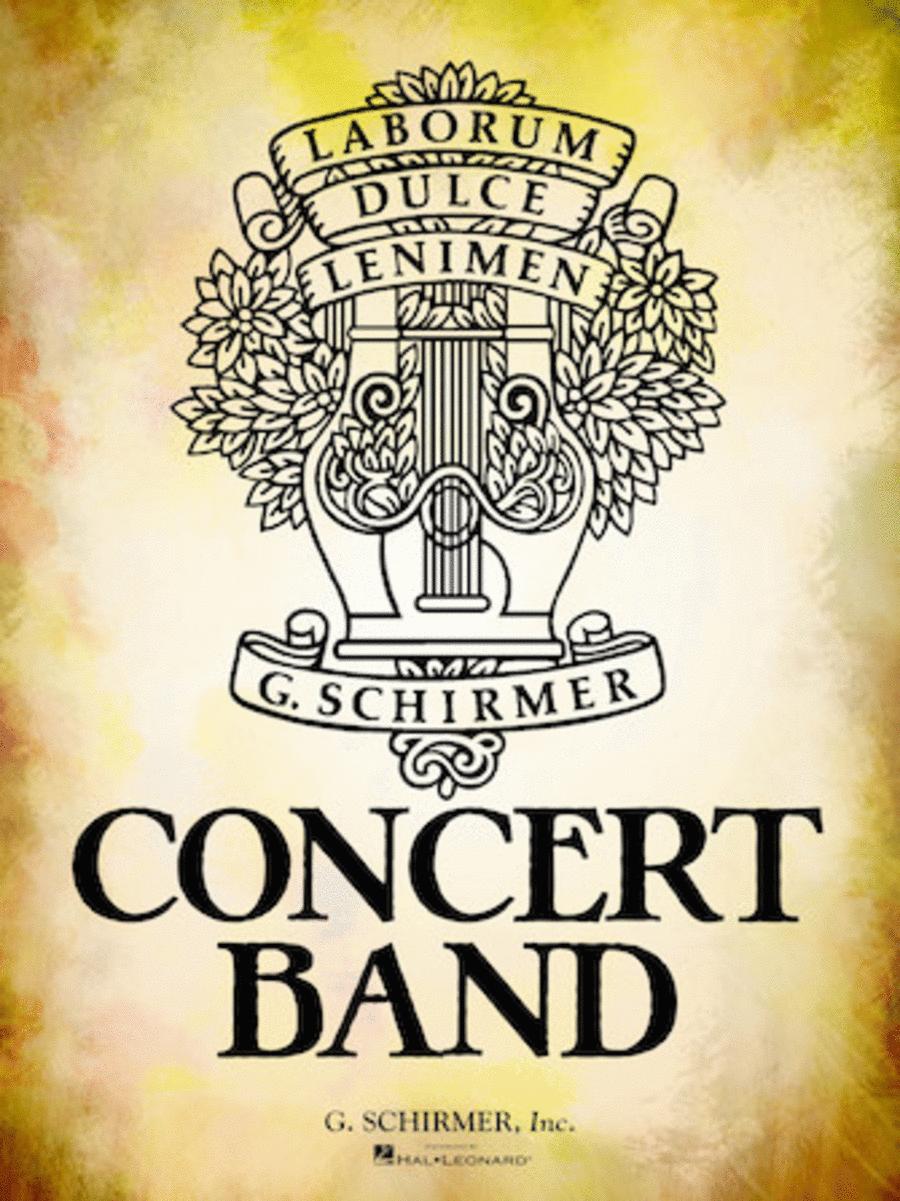 St Anthony Divertimento Bd Sc