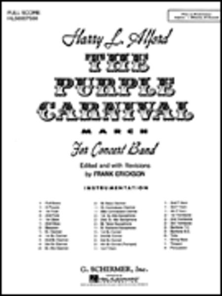 The Purple Carnival March
