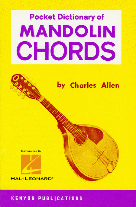 Pocket Dictionary of Mandolin Chords