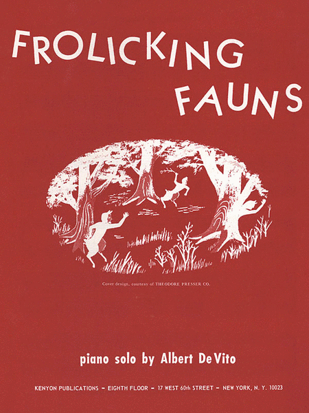 Frolicking Fauns