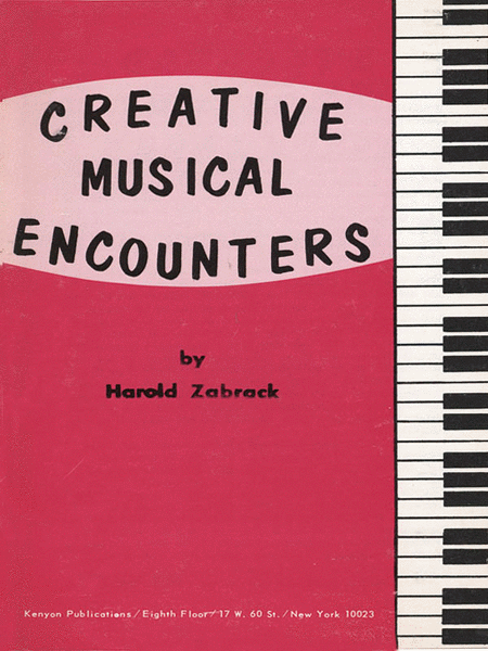Creative Musical Encounters
