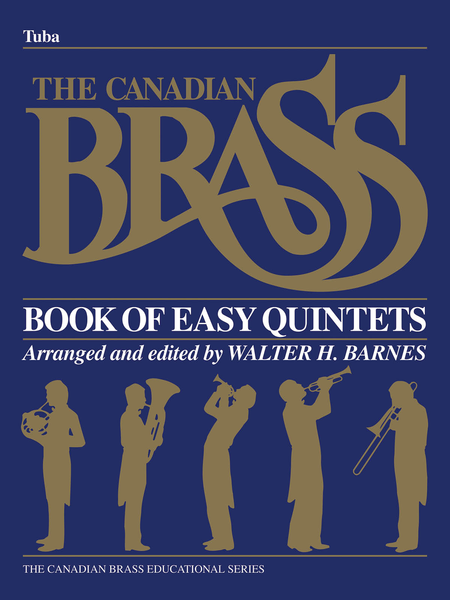 The Canadian Brass Book of Easy Quintets