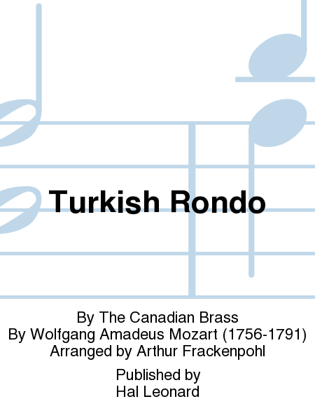 Turkish Rondo