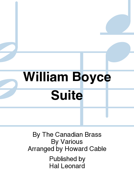 William Boyce Suite