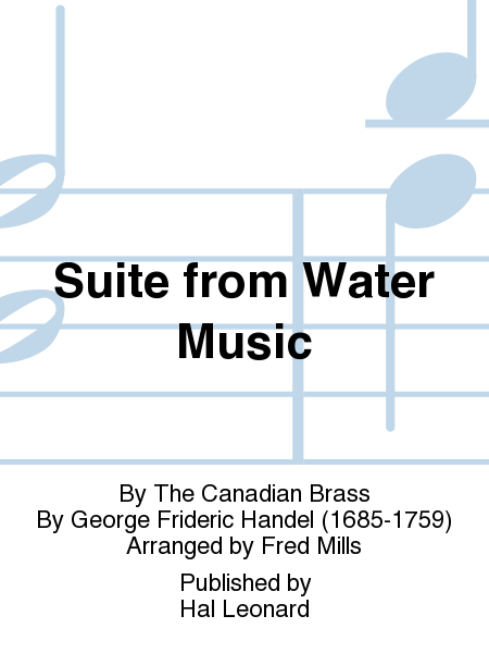 Suite from Water Music