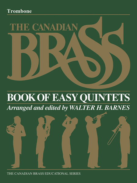 The Canadian Brass Book of Beginning Quintets
