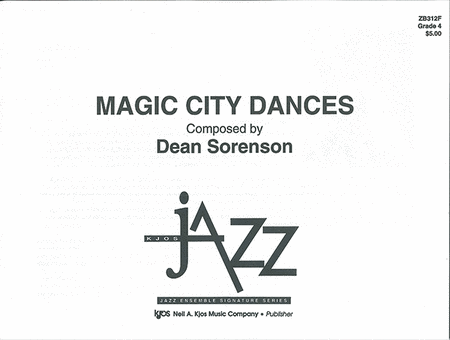 Magic City Dances - Score