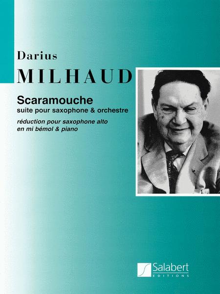 Scaramouche - Alto Sax & Piano