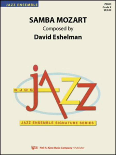 Samba Mozart - Score