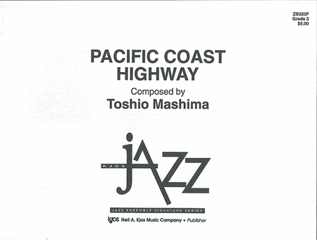 Pacific Coast Highway - Score