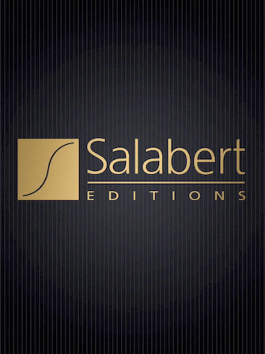 Trois autres Melodies (Poesie de J.P. Contamine de Latour)