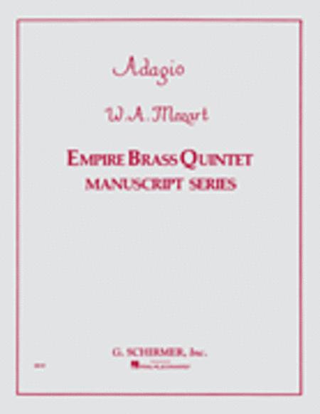 Adagio, K. 411