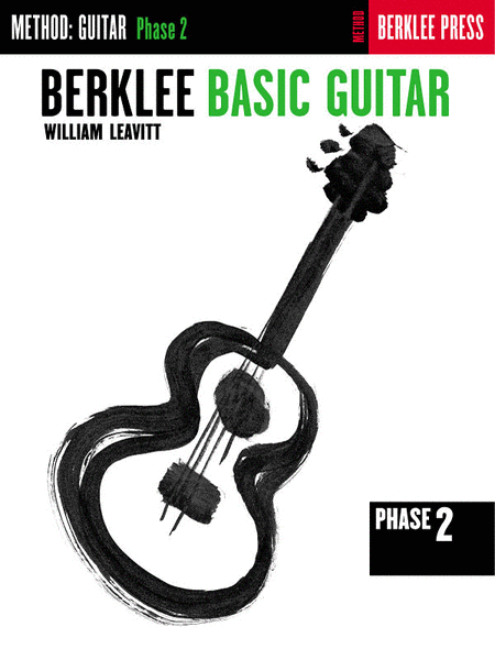 Berklee Basic Guitar - Phase 2