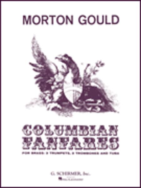 Columbian Fanfares for Brass