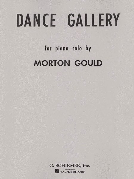 Dance Gallery - Volume 1