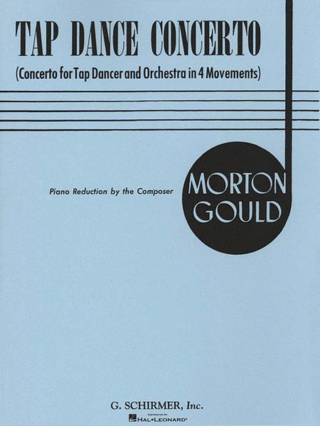 Tap Dance Concerto Piano Reduction)