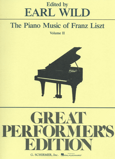 Piano Music of Franz Liszt - Volume 2