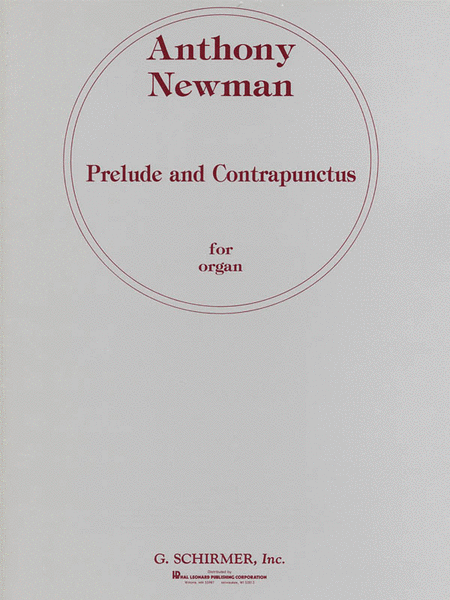 Prelude and Contrapunctus