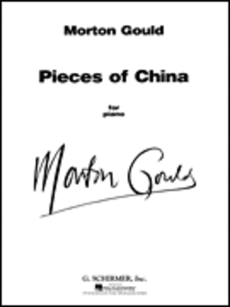 Pieces of China (a Six-Movement Suite)