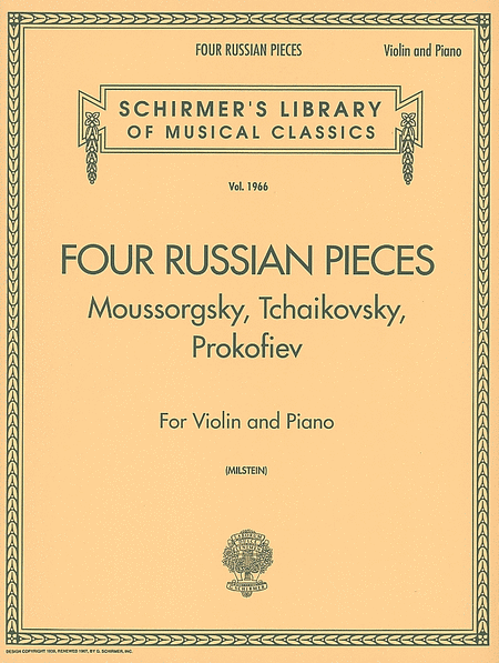 Four Russian Pieces