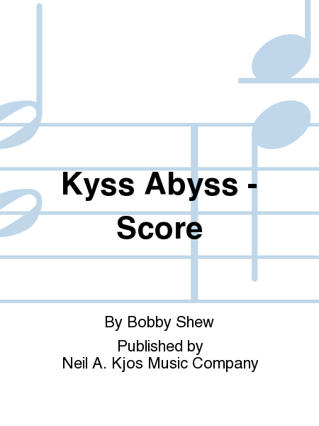 Kyss Abyss - Score