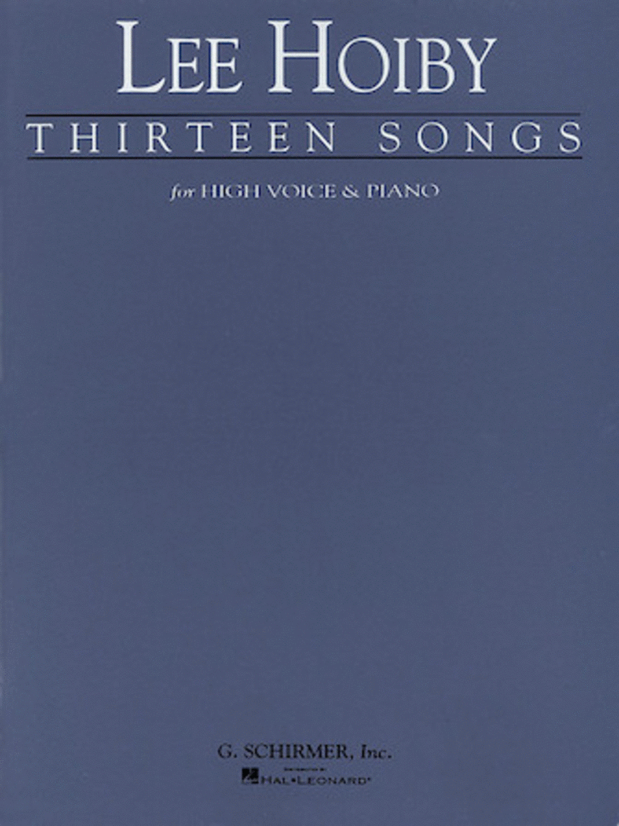 Thirteen Songs