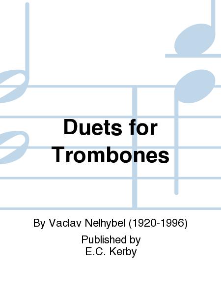 Duets for Trombones