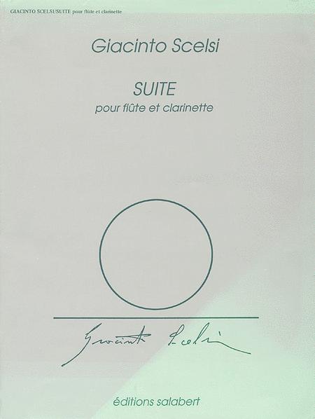 Suite pour Flute et Clarinet