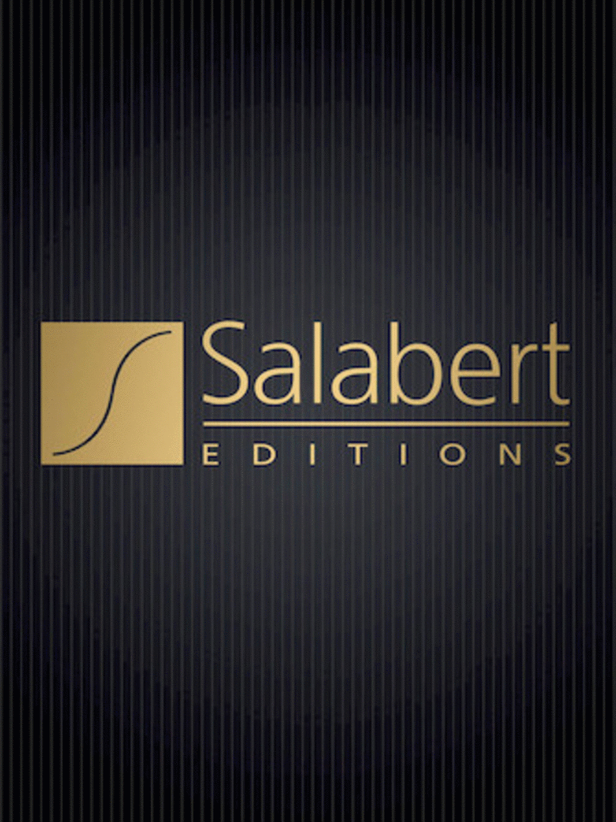 Prelude, Aria et Final (Marais Edition)