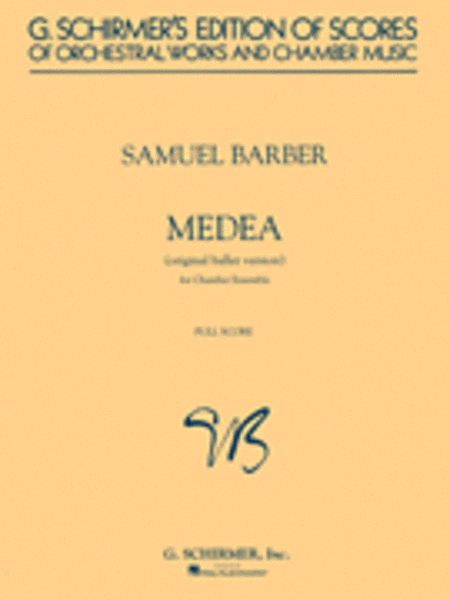 Medea - Chamber Orchestra