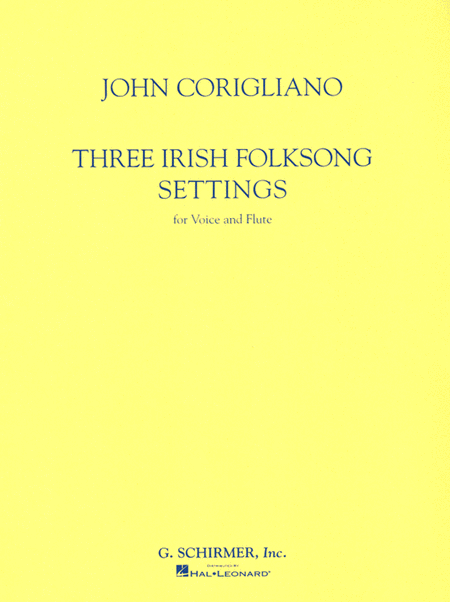 Three Irish Folksong Settings