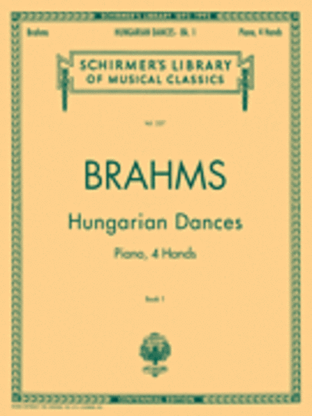 Hungarian Dances - Book I