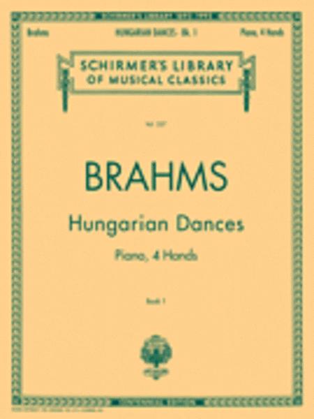 Hungarian Dances - Book I