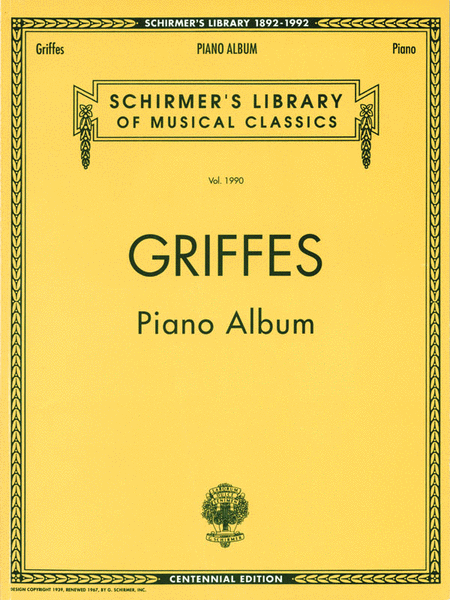 Piano Album (Centennial Edition)