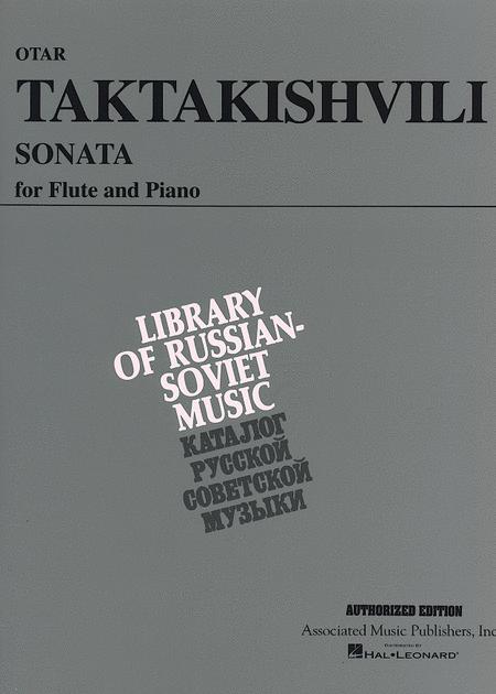 Sonata for Flute