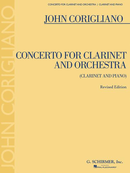 Clarinet Concerto - Clarinet/Piano