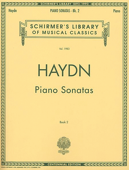 Piano Sonatas - Book 2