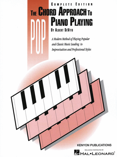 Chord Approach to Pop Piano Playing (Complete)