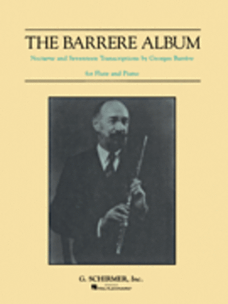 The Barrere Album